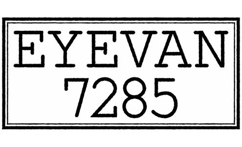 Eyevan 7285 sensationelles Brillendesign in der Brillen-Galerie Köln