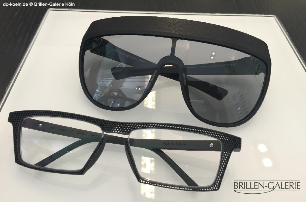 3D Designer Brillen: Die Welt in 3D gerahmt | Brillen-Galerie-Köln